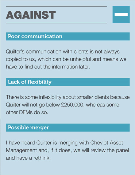 Outsourcing Investment Why Square One Financial Uses